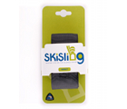 The large black SkiSling ski carrier - Retail packaging includes a unique UPC barcode for each size/colour combo